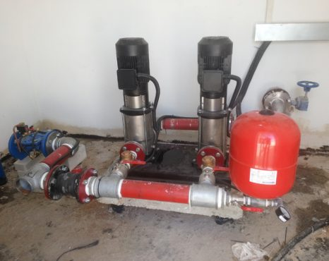 מתקדם ייבוא והתקנת משאבות לחץ מים (עמידות גבוהה מאוד!) - א. אטמוספירה NF-86