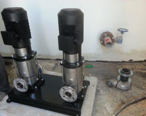 מעולה ייבוא והתקנת משאבות לחץ מים (עמידות גבוהה מאוד!) - א. אטמוספירה DS-75