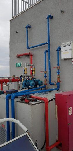 טכנאי משאבות מים